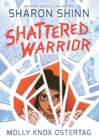 SHATTERED WARRIOR BY SHARON SHINN: BOOK REVIEW