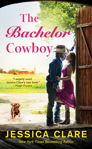 THE BACHELOR COWBOY (THE WYOMING COWBOY, BOOK #6) BY JESSICA CLAIRE: BOOK REVIEW