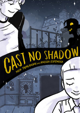 CAST NO SHADOW BY NICK TAPALANSKY: BOOK REVIEW