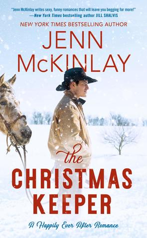 THE CHRISTMAS KEEPER (HAPPILY EVER AFTER, BOOK #2) BY JENN MCKINLAY: BOOK REVIEW
