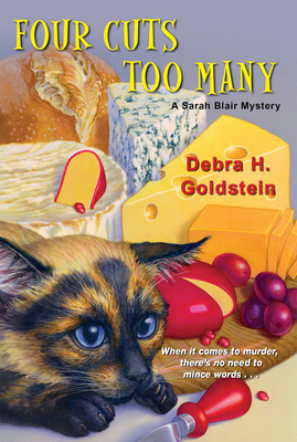 FOUR CUTS TOO MANY (SARAH BLAIR MYSTERY #4) BY DEBRA H. GOLDSTEIN: BOOK REVIEW