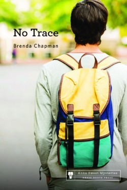 NO TRACE (ANNA SWEET MYSTERY, #5) BY BRENDA CHAPMAN: BOOK REVIEW
