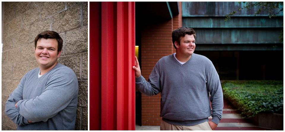Father Gabriel Richard High School Senior Portraits