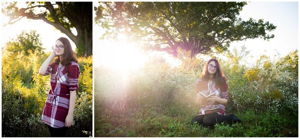 Green Hills High School Senior Portraits