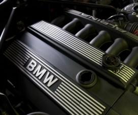 ALPINA S52 3.4Lエンジン