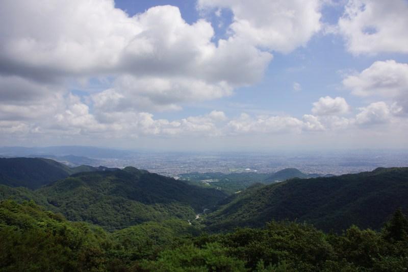 芦有展望台