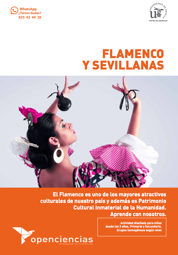 Flamenco y Sevillanas