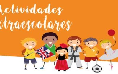 Extraescolares Openciencias curso 2018/ 2019