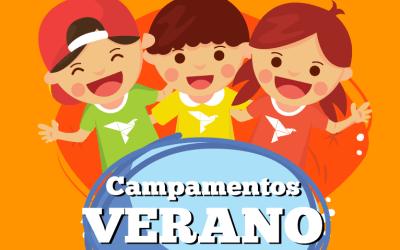 ¡Ya estamos poniendo en marcha los Campamentos de Verano 2019!
