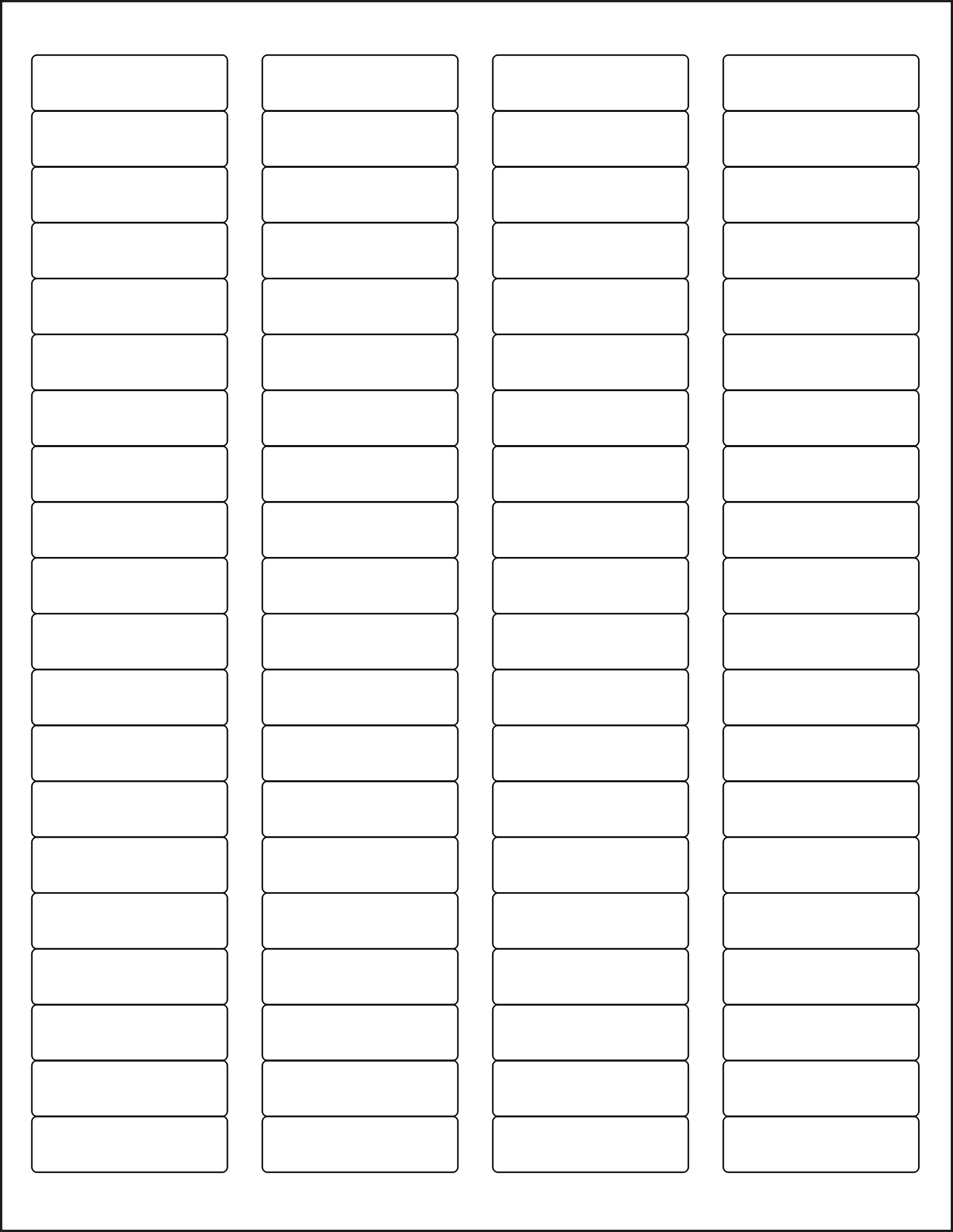 Return Label Templates boatman geller s personalized flat note – Return Labels Template