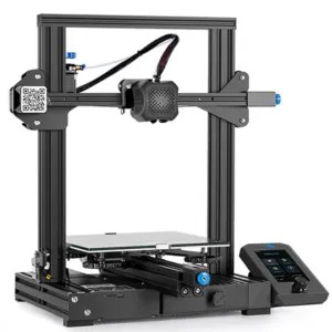 Front view of the Ender 3 V2