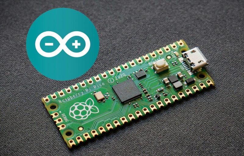 Arduino-Pico support