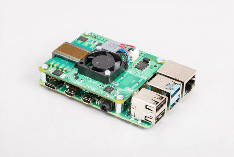 Raspberry Pi PoE+ HAT