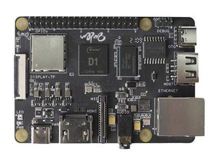 Nezha opensource 64-Bit RISC-V