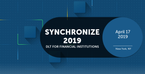 Synchronize Distributed Ledger Technology Conference