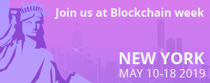 Blockchain Week NYC Graphic