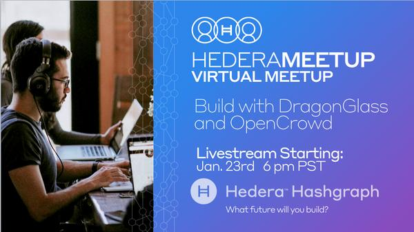 Hedera / DragonGlass Meetup Image