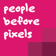 People before pixels