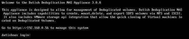 OpenDedup Virtual NAS Appliance – OpenDedup