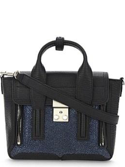 Phillip Lim Mini Leather Satchel