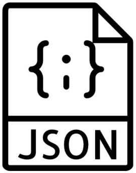 how to open a json file