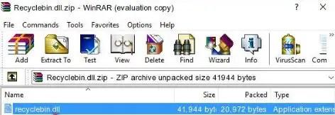 dll file error
