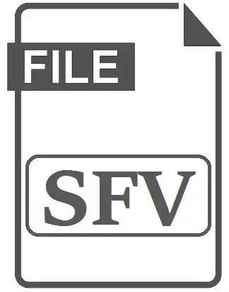 OPEN SFV FILE