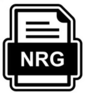 open nrg file