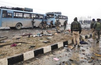Pulwama attack - openeditorial.in