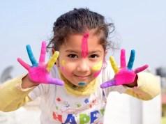 Holi colours - Open Editorial
