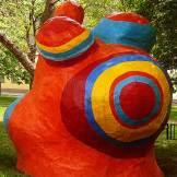 Niki i konstparken