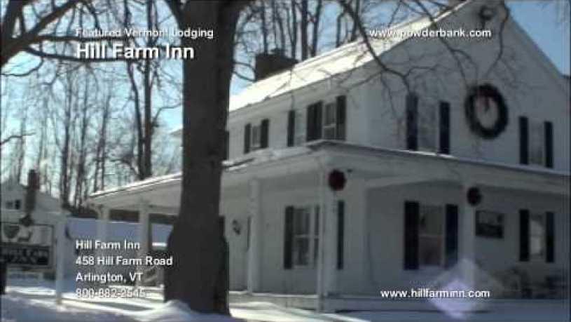 Liberty Hill Farm Inn Vermont
