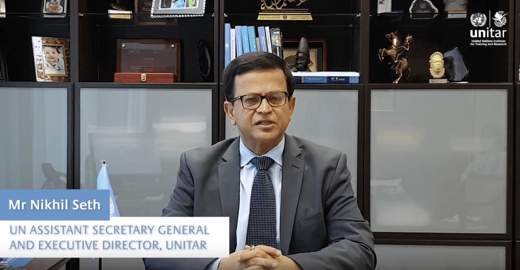 UNITAR soutient SDG Open Hack