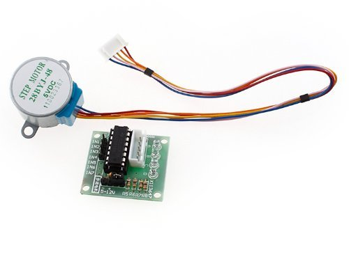 Stepper Motor+ Driver Board ULN2003 5V 4-phase 5 line