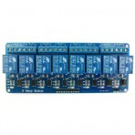 Relay Module 8-Channel 5V for Arduino
