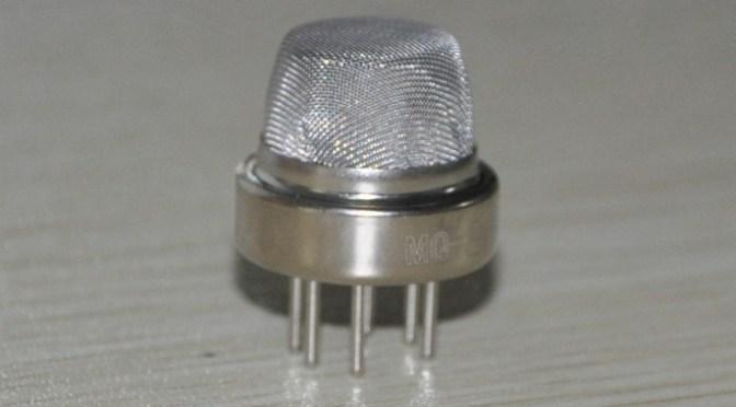 MQ-2 MQ2 Smoke Gas + Alcohol Detector Sensor