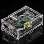 Pi Box for the Raspberry Pi