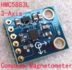 Triple Axis Compass Magnetometer HMC5883L