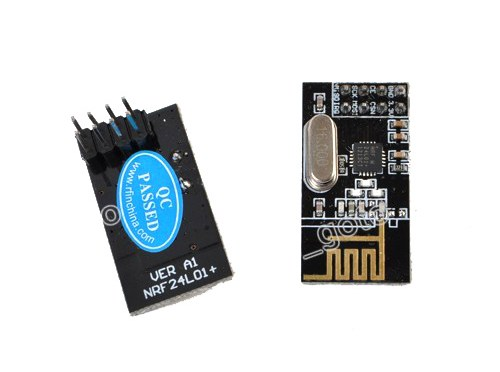 2.4GHz NRF24L01+ Antenna Wireless Transceiver Module For Microcontrol