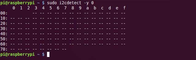 Comunicación entre microcontroladores – Configurar Bus I2C en Raspberry PI- I2C II