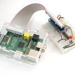 Pi Cobbler Breakout Kit for Raspberry Pi from Adafruit