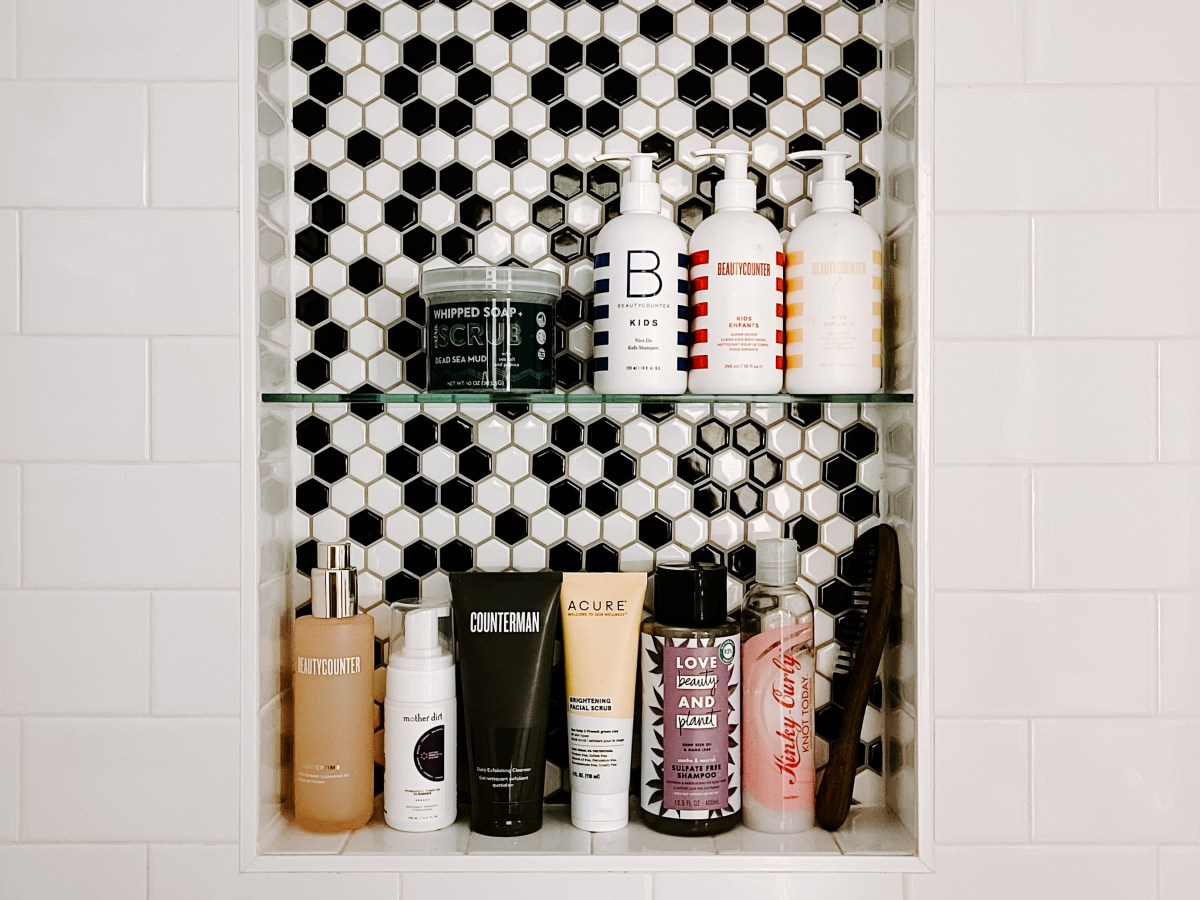 clean drugstore skincare