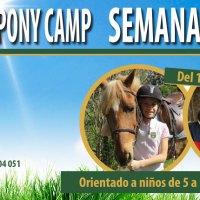 Horse&Pony Camp Semana Santa 2019