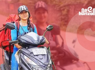 karbi-anglong-single-mother-earns-living-by-delivering-parcels-in-dimapur-heres-her-story