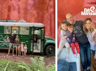 family-moving-the-old-bus-home