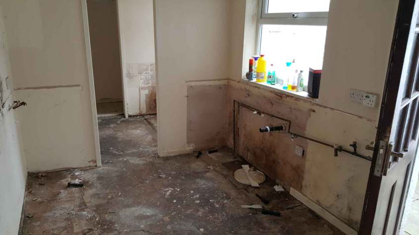 HMO refurbishment