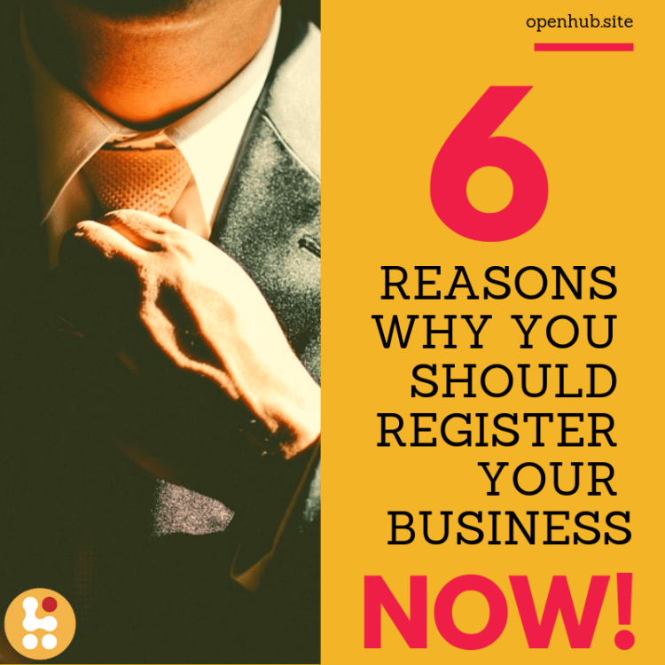Why You Should Have Your Business Registered