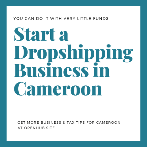 Dropshipping Business in Cameroon