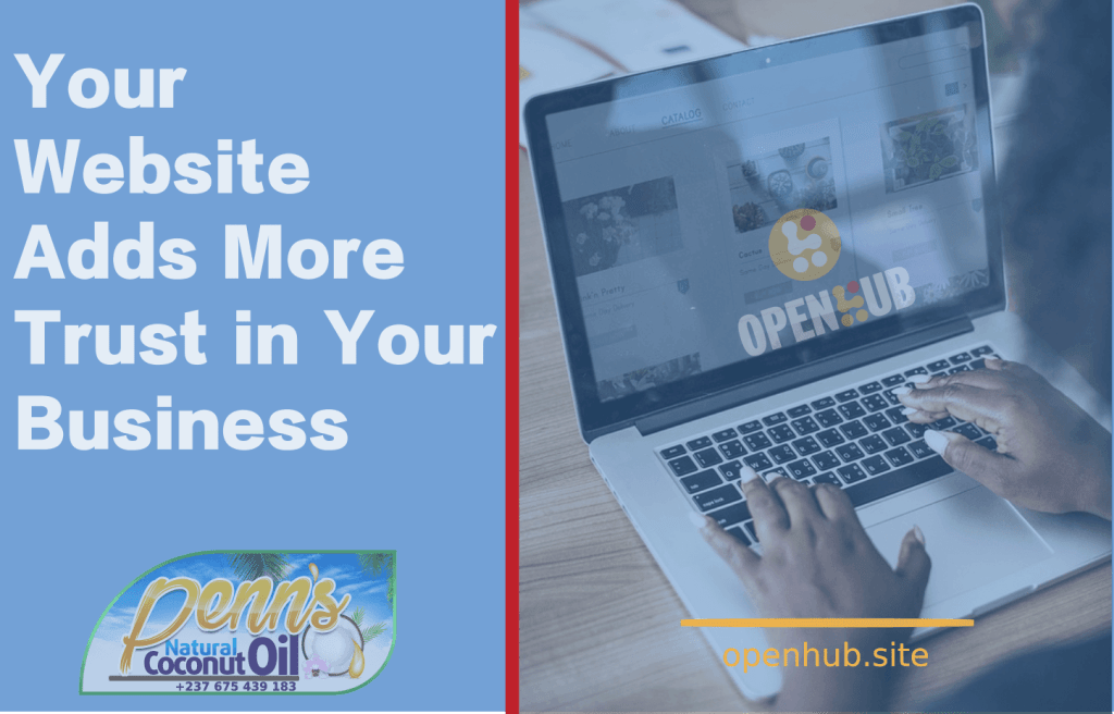 Your Business Needs a Website