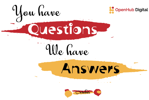 October 2019 questions and answers